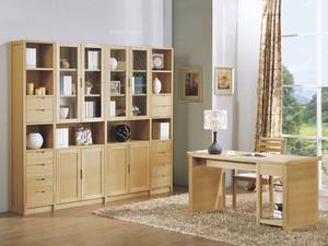 衣诺家书柜12